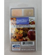 Better Homes & Gardens Autumn Afternoon Stroll Fall Fragrance Cubes Scen... - $3.50