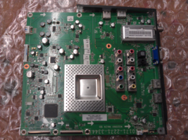 3637-0582-0395 Main Board From Vizio M370NV LCD TV - $73.95