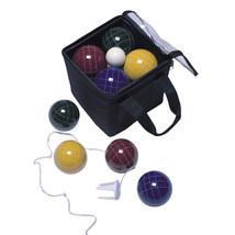 Bocce Set Game Sport Equipment Bowl 109mm Balls Bag 11 Piece Tournament ... - $117.99