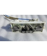 Mitsubishi 03-06 OUTLANDER A/C Heater Climate Control w/ Knobs Grey - $99.99