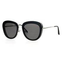 Vintage Retro Fashion Sunglasses Womens Dual Frame Square UV 400 - $11.65
