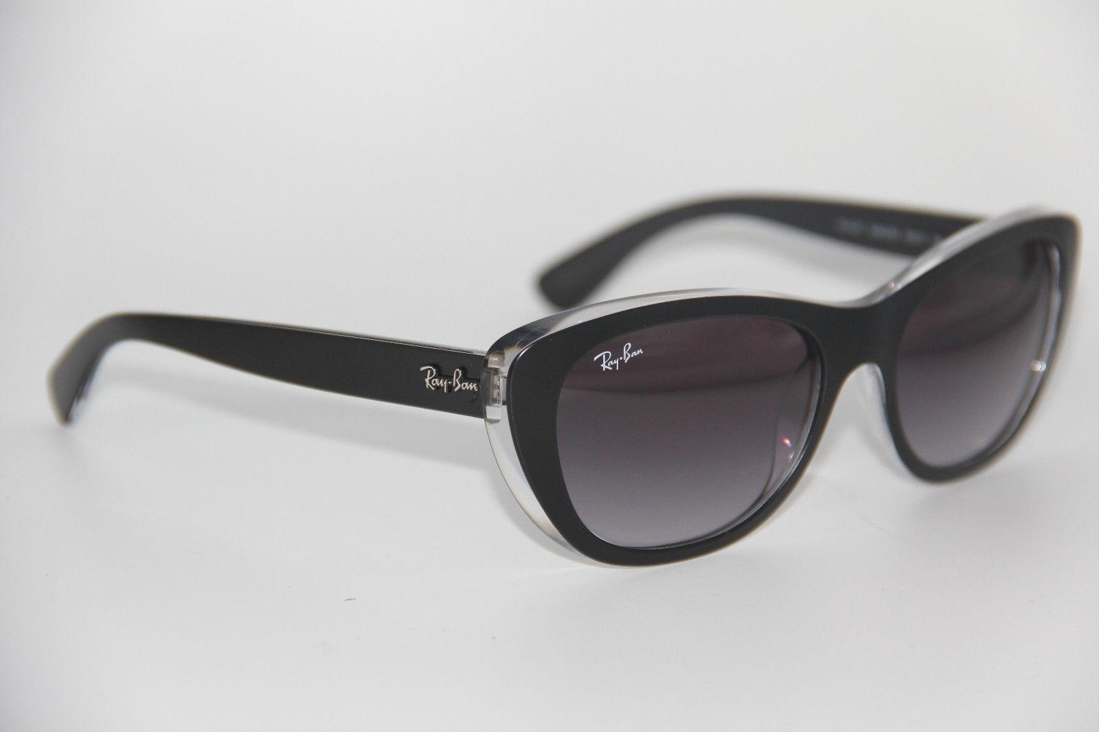 4bce2c76e33 Ray Ban Sunglasses Rb 4227 6052 8 G Black and 50 similar items. 57