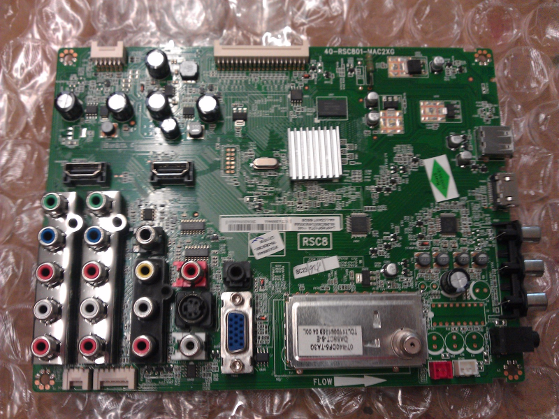 4A-LCD40T-SSQS Main Board From TCL 40FHDF12TATAAA LCD TV