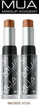 Intense Color Moisture Balm #316 Bronze Mua Make Up Academy (Set Of 2 New/Sea... - $14.99