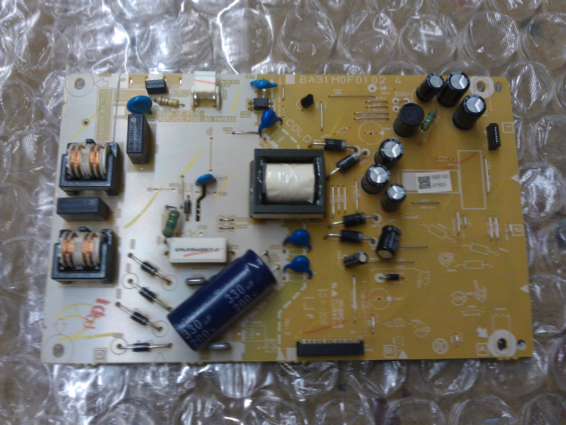 A31MD024 Power Supply Board From Magnavox 29ME403V/F7 LCD TV