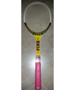 Vintage Victoria's Secret Pink Wood Tennis Racq... - $149.99
