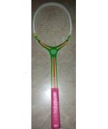 Vintage Victoria's Secret Pink Wood Tennis Racq... - $149.99