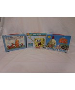 Winnie the Pooh's Storybook Collection + Chicken Little + Sponge Bob 18 ... - $10.42