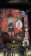 Monster High 13 Wishes TWYLA Daughter of the Boogey Man BRAND NEW SEALED - $26.42