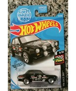 2019 Hot Wheels HW Race Day '70 Ford Escort RS1600 Black Gumball 3000 - $1.96