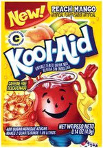 Kool-Aid Drink Mix Peach Mango 10 count - $3.91