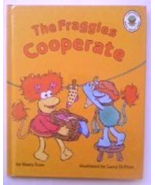 The Fraggles Cooperate Book 1989 Vintage Childrens Book - $12.99
