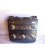 12 13 14 Nissan Maxima Radio Control Panel 9DA1B-210426 68260-9D80F C57351 - $43.31