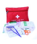 E Support™ 34 Piece First Aid Emergency Kit Car Home Medical Camping Of... - $6.13