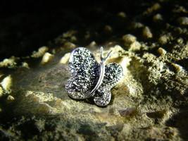 FORTUNA ORACULAR GODDESS Lady Luck Diamonds Butterfly Pendant izida haunted - $202.00