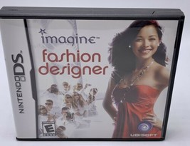 Imagine Fashion Designer Nintendo DS Game 2007 - $4.99