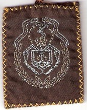 Brown Scapular of Mount Carmel - Large size - 060.0005 image 3