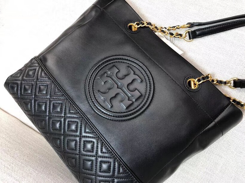 Tory Burch Fleming Tote image 6