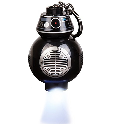 LEGO Star Wars : The Last Jedi - BB-9E LED Key Chain Flashlight