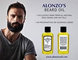 All Natural Beard Oil For Men - Works As Conditioner And Beard Softener - Helps  image 4