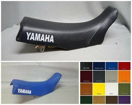 Yamaha YZ Seat Cover YZ490  1983 1984 1985   in 25 COLORS   (YAMAHA SIDES) - $44.95