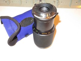 VINTAGE CAMERA LENS-  STAR-D - MACRO-ZOOM 1:4.5 F=80- 205MM #78160 - EXC... - $38.22