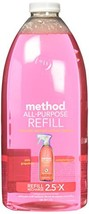 Method All Purpose Cleaning Spray 68 Fl Oz, Pink Grapefruit, Refill Bottle - $17.15
