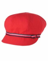 NWT Gymboree Brightest In Class Red Stripe Ribbon Hat 3 4 5 7 8 & up choose size - $8.99