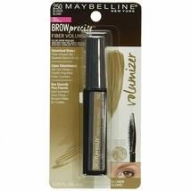 New Maybelline Brow Precise Fiber Volumizer Mascara, # 250 Blonde (Sealed) - $4.99