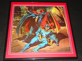 Tomb of Dr Strange 1980 ORIGINAL Framed 12x12 Marvel Poster - $37.04