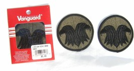 Army Reserve Command Patch Subdued Pair New In Pack - $3.00