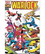Warlock Special Edition Comic Book #6 Marvel Comics 1983 NEAR MINT NEW U... - $4.99