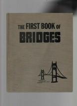 The First Book of Bridges - Creighton Peet - HC - 1953 - Franklin Watts ... - $10.79