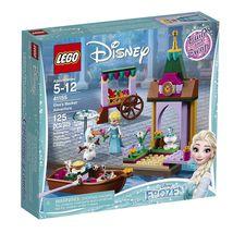 LEGO Disney Princess Elsa's Market Adventure (41155 New) Frozen Building... - $39.99