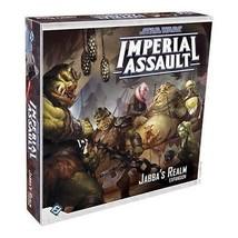 Star Wars Imperial Assault Jabba's Realm Fantasy Flight Games - Board Game  - $84.16