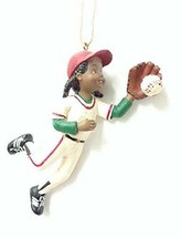 Baseball Ornament (Girl A) - $14.85