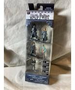 Harry Potter Nano Metalfigs (5) pack Figures Set Die-Cast Metal Jada Toy... - $6.92