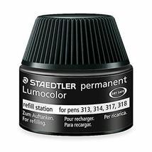 Staedtler Rumokara pen oil-based replenishment ink black 487 17-9 - $12.48