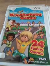 Nintendo Wii Neighborhood Games - Complete image 2