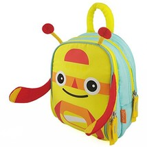 Zebrum Insulated Lunch Box with Dual Compartments, Colorful Spring/Summer Lunch  - $12.99