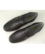 Brand New Haband Fit Forever Slip On Comfortable Casual Dress Loafer Bro... - $19.78