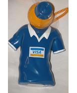 Rare Visa 2002 Korea World Cup Soccer Portable Personal Fan Free Shippin... - $9.19