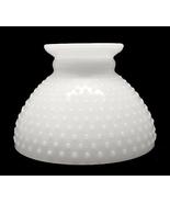 Hobnail Milk Glass 8 in Kerosene Oil Student La... - $24.95