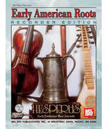 Early American Roots Recorder Edition/Standard Notation/New!  - $11.95