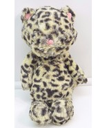 Carters Cheetah Leopard Cat plush Baby toy Girl... - $39.59