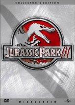 Jurassic Park III DVD