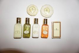 Etro travel size shampoo/conditioner/bath foam/lotion 6 items + vanity k... - $14.45