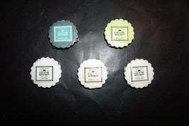 Yankee Candle Tart wax melts Country Kitchen collection 5 different scen... - $19.30