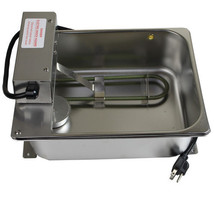 Supco CONDENSATE Evaporator DRAIN PAN 13x10x4 10-gal/day 120V 7.5 quart - $145.48