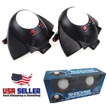 Dual Shocking Laser Spaceship Electric Shock Shoot Party Game Family Fun... - ₨1,233.00 INR